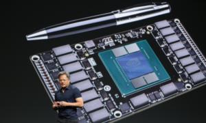 Turing, a nie Ampere – nazwa nadchodzących kart Nvidii…