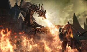 Dark Souls 3 za 40 złotych w ofercie Humble Bundle