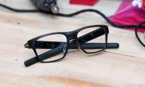 Intel Vaunt – okulary smart z prawdziwego zdarzenia