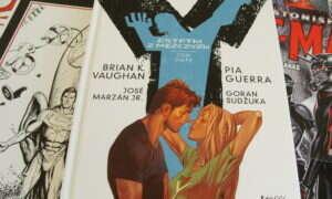 Recenzja komiksu Y: Ostatni z mężczyzn, tom 5