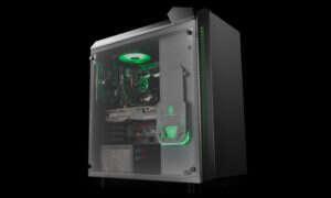 Test obudowy z wbudowanym chłodzeniem: Deepcool GamerStorm Baronkase Liquid