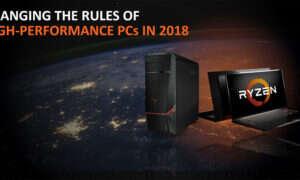 AMD na drodze do odzyskania podziału rynku CPU za czasów układów Athlon64