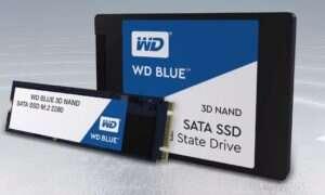 WD Blue SSD 1 TB 3D NAND