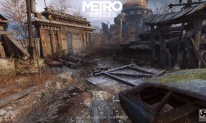 Metro Exodus pierwszą grą z Ray Tracingiem