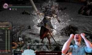 Zawzięty gracz ukończył trylogię Dark Souls bez otrzymania obrażeń od wrogów