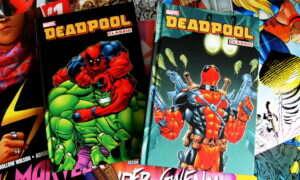 Recenzja komiksu Deadpool Classic