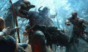 God of War z dziewięcioma unikalnymi lokacjami