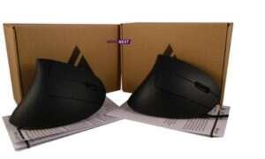 Test ergonomicznych myszy VM1 i VM2 od Actec