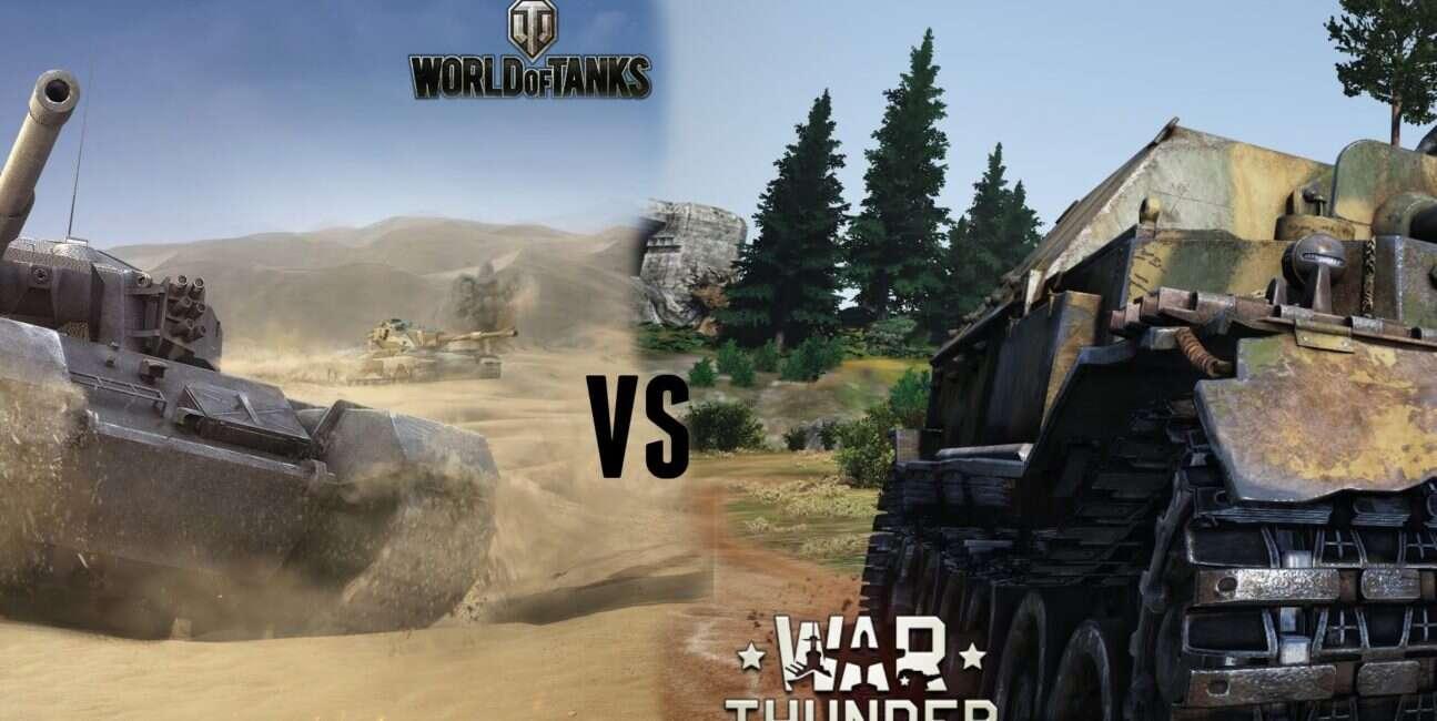 Wot vs War Thunder