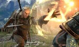 Geralt zwany Białym Wilkiem oficjalnie w Soulcalibur VI