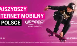 T-Mobile wygrał tytuł dla najlepszej sieci