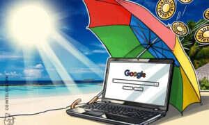 Google banuje reklamy powiązane z kryptowalutami
