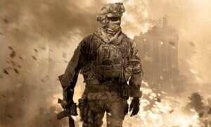 Remaster CoD Modern Warfare 2 bez trybu wieloosobowego
