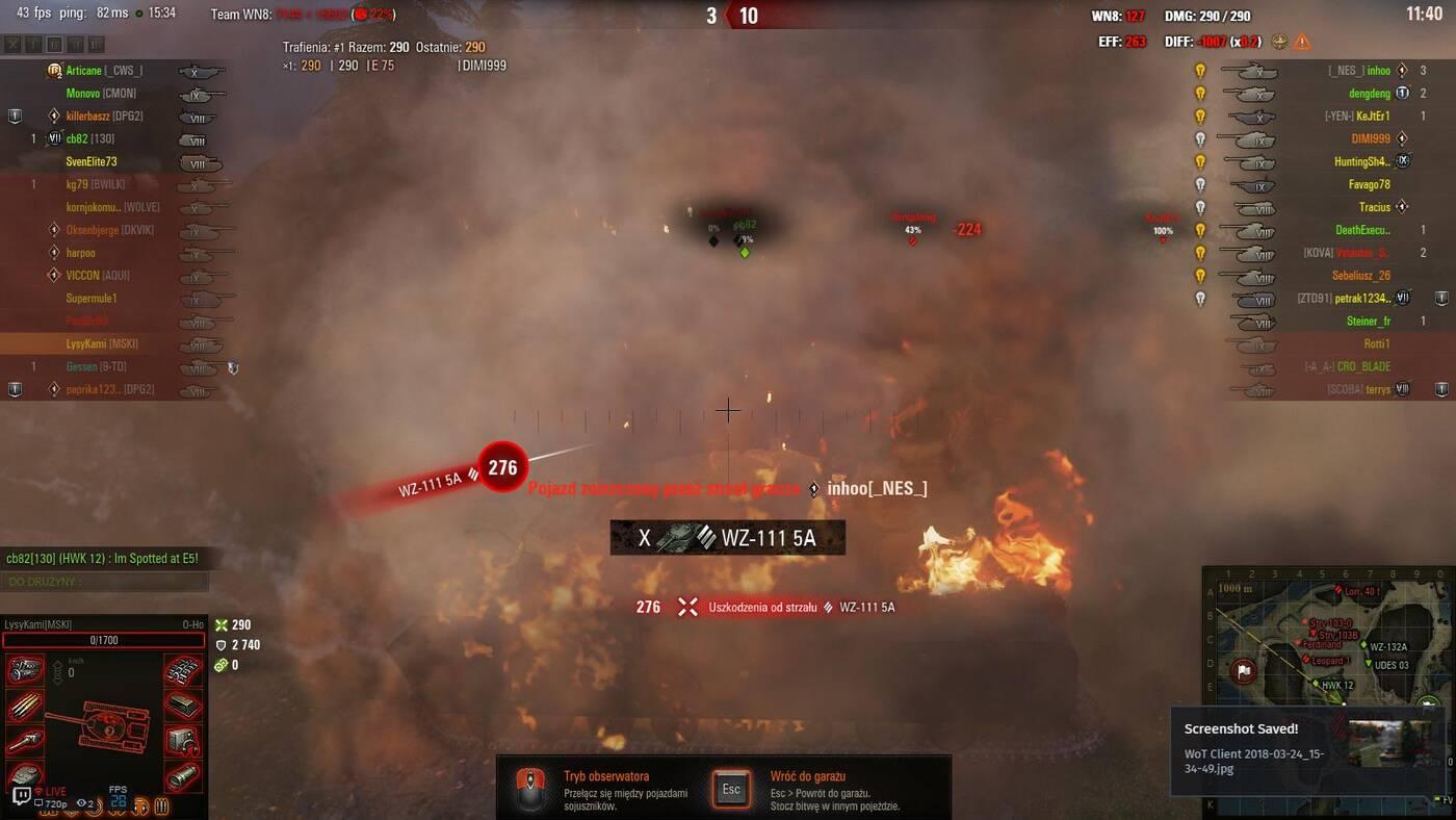 World of Tanks War Thunder