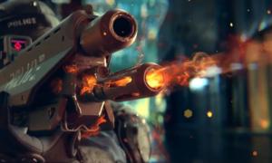 Cyberpunk 2077 strzelanką z widokiem FPP
