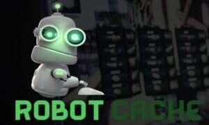 Robot Cache zdobywa wsparcie kolejnych wydawców