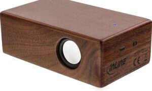 Test głośnika InLine Woodbrick
