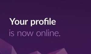 Platforma GOG z profilami użytkowników