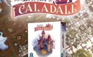 Zamki Caladale tło