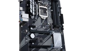 Test płyty głównej Asus PRIME Z370-P