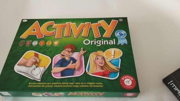 Activity Original pudło
