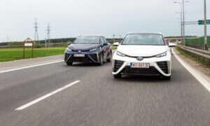 Przyszłość należy do samochodów na wodór