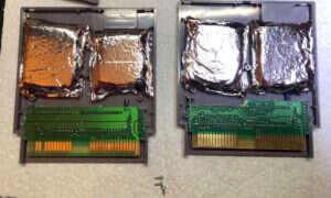 Narkotyki w kartridżach konsoli NES