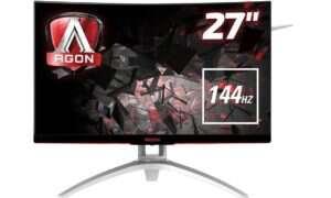 Test monitora AOC AGON AG272FCX