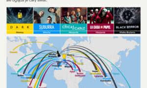 Netflix przedstawia nowe filmy i seriale z Europy, Bliskiego Wschodu i Afryki