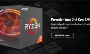 AMD rozpoczyna przedsprzedaż Ryzen Pinnacle Ridge i płyt głównych X470