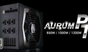 Test zasilacza FSP Aurum PT 1000W