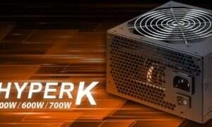 Test zasilacza FSP Hyper K 500W