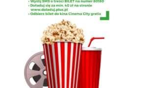 Doładuj telefon i dostań bilety do kina
