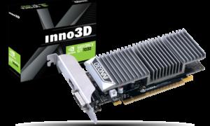 Test karty graficznej Inno3D GeForce GT 1030 0 dB