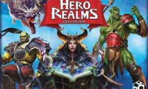 Recenzja gry karcianej Hero Realms