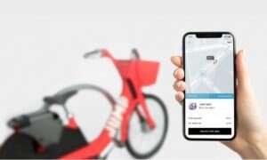 Uber przejmuje startup Jump i tym samym wchodzi na rynek wynajmu rowerów