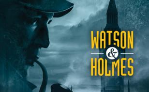 Watson&Holmes tło
