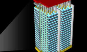 140-warstwowe kości 3D NAND Flash do 2021