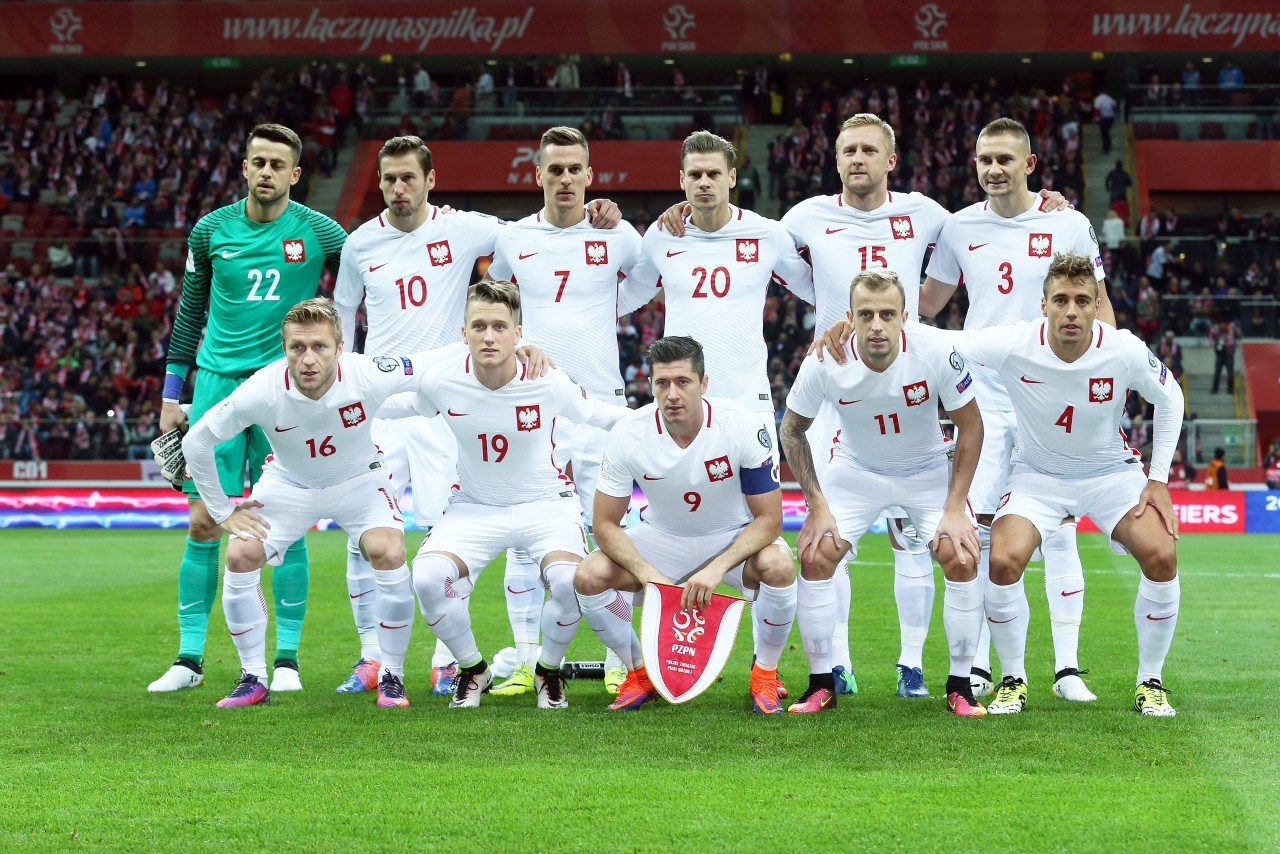 Polska, Gola! tło