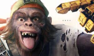 Beyond Good and Evil 2 kilka ujęć z wczesnej wersji gry