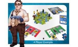 Last One Standing – gra planszowa Battle Royale trafiła na Kickstartera