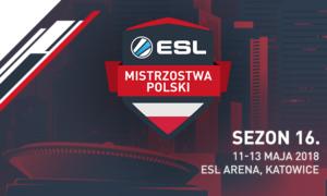 Jak wyglądały finały 16. sezonu ESL Mistrzostw Polski?