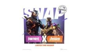 Thanos w Fortnite, czyli mała współpraca pomiędzy twórcami dwóch hitów