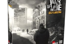 Recenzja gry planszowej This War of Mine