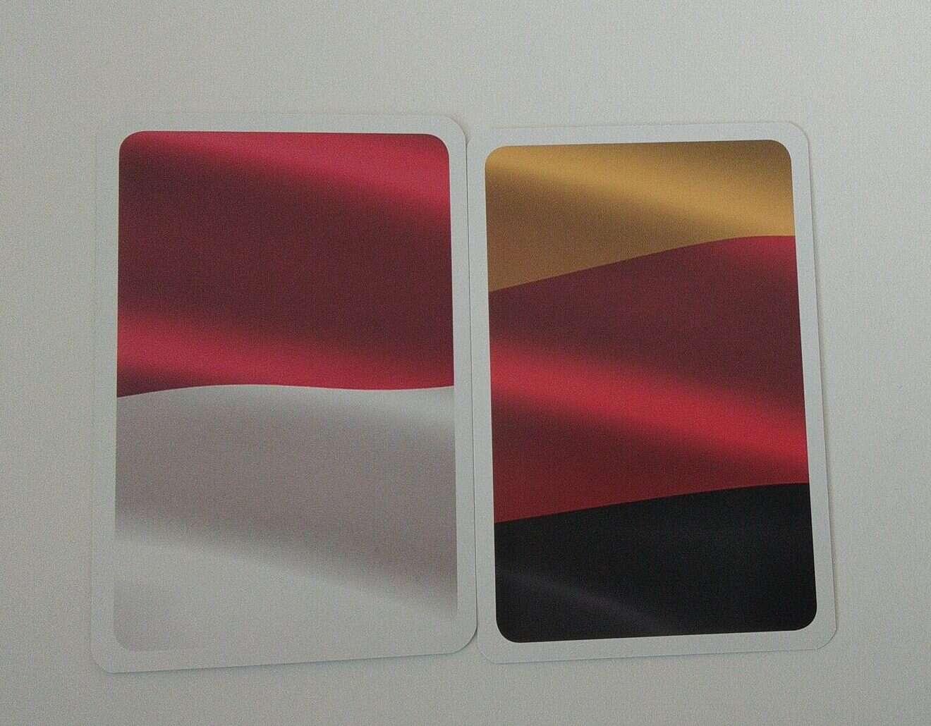 Polska, Gola! karty