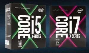 Intel Kaby Lake-X powoli żegnają się z rynkiem