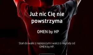 HP ogłosiło start zapisów do turnieju CS: GO OMEN by HP