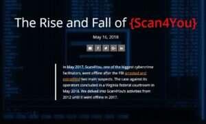 Trend Micro i FBI doprowadzili do skazania w procesie dotyczącym Scan4You