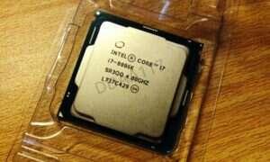 Unikalny Intel Core i7-8086K pojawił się w ofercie sklepu
