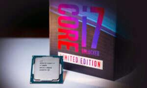 Intel Core i7 8086K został podkręcony do 7,24 GHz